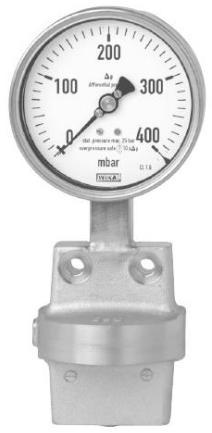 Differential Pressure Gauges Model 732.51