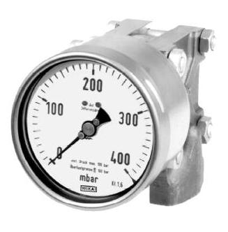 Differential Pressure Gauges Model 732.14 / 762.14