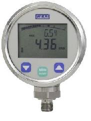 WIKA Digital Pressure Gauges
